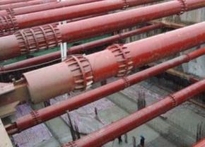 盛天为成都地铁建设提供地铁专用钢支撑