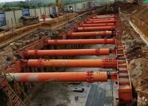 中国二冶成都综合管廊项目